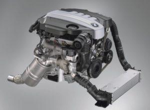 silnik n47 BMW